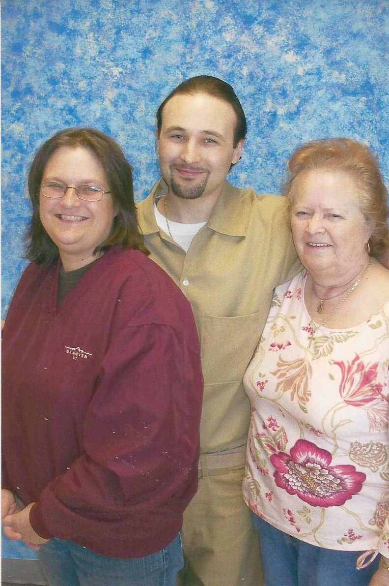Jeremy, Grandmother, & Mother